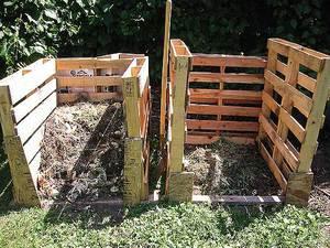 Садовый компостер для дачи - варианты, как сделать своими руками 72