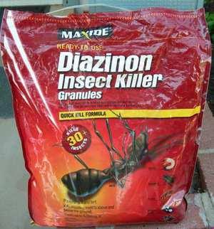 Список химических препаратов для эффективного уничтожения муравьёв