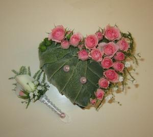 Топиарий из живых цветов своими руками фото 170